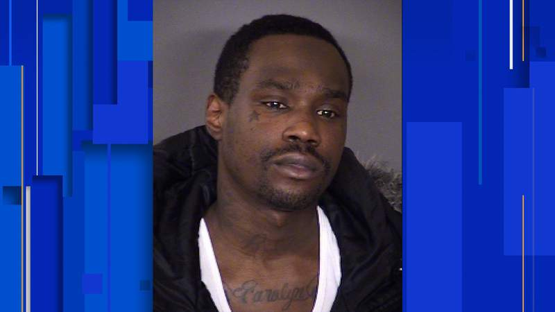 A June 2016 image of James Walker, 32, who is wanted on a murder charge, according to San Antonio police.