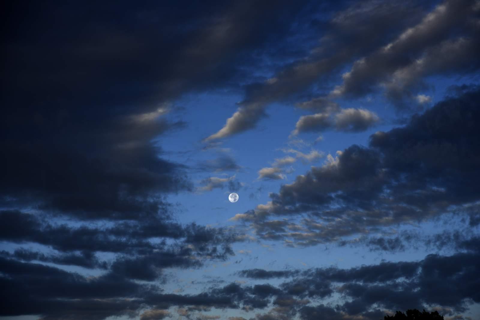 Halloween Austin 2020 Sky Rare blue moon to grace Halloween sky