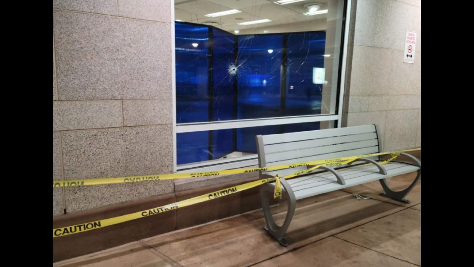 San Antonio airport shooting suspect had lengthy criminal record, no history of violent offenses