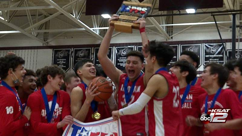 CHAMPIONS AGAIN: Antonian boys race past Bishop Lynch, win second TAPPS state title in three years