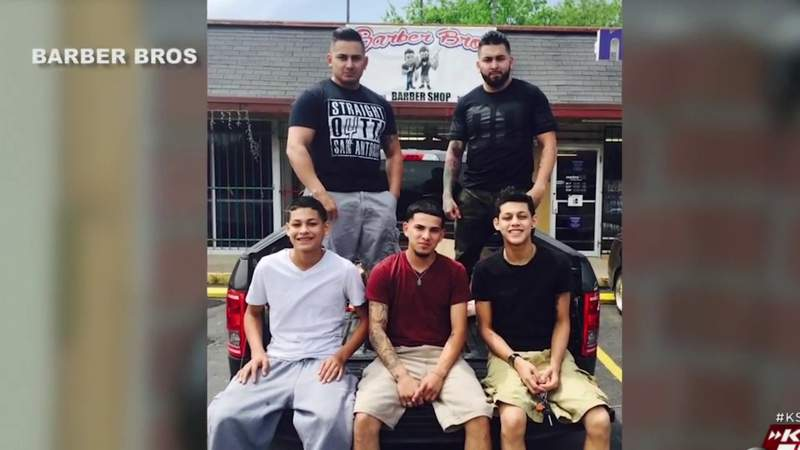 What's Up South Texas!: Barbering brothers credit their mother for their success