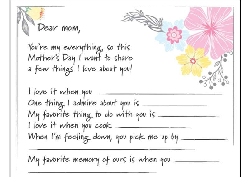 screenshot KSATmother's day card