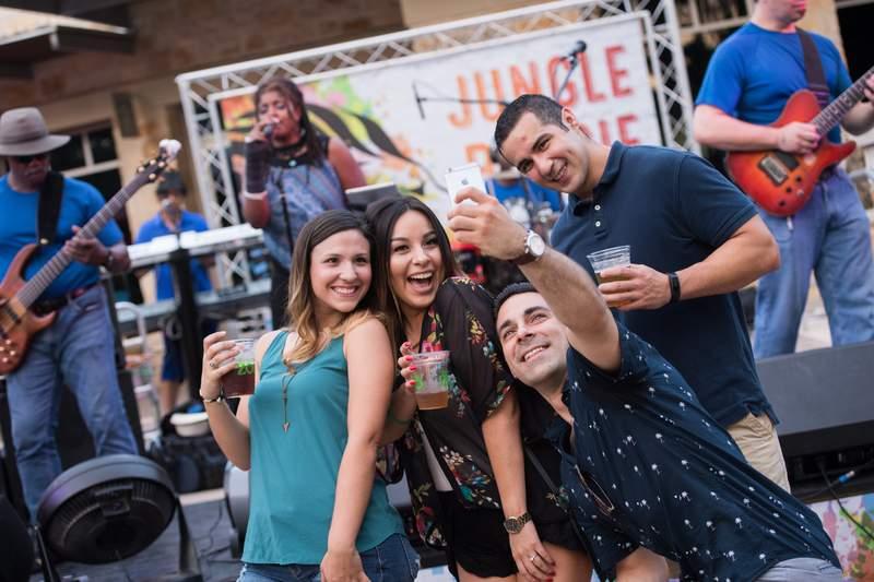 Jungle Boogie Break is among March events in San Antonio.