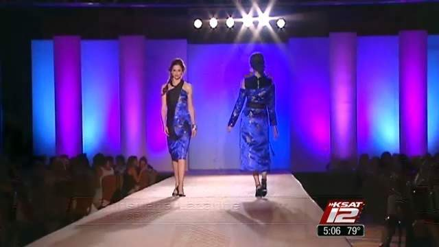 Uiw Fashion Design Students Show Off Creations On Runway