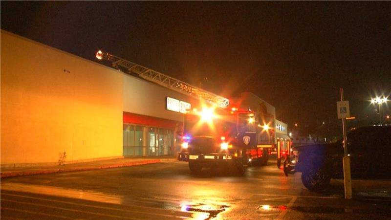 Heavy rain causes roof of Northwest Side retail store to collapse, SAFD says