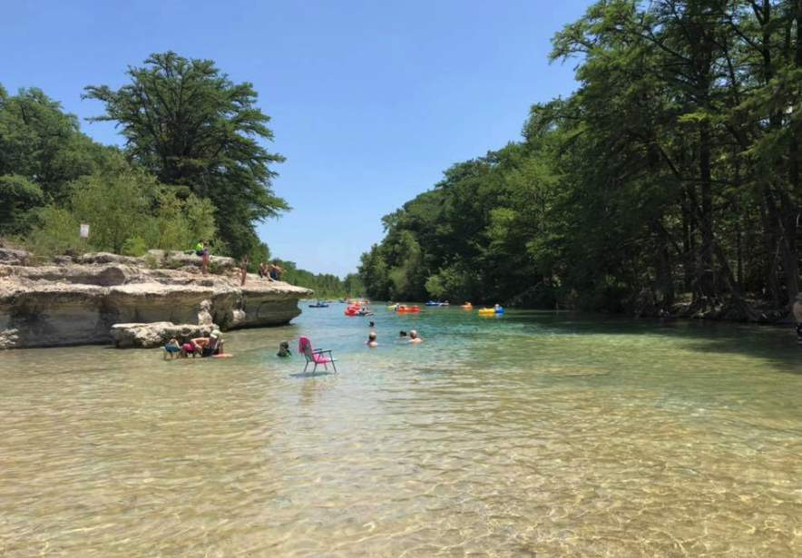 Unplug at one of these secluded vacation spots near San Antonio