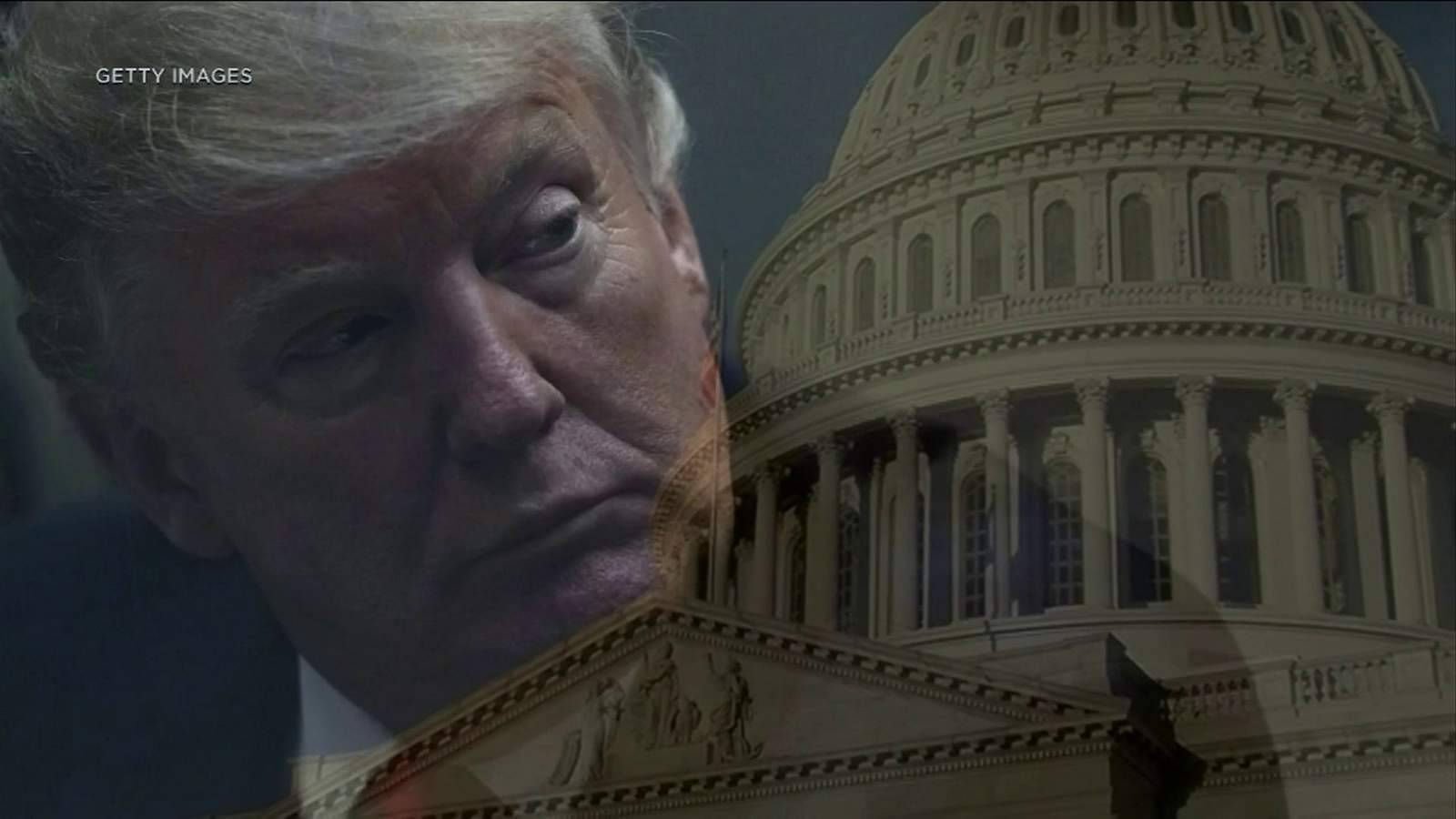 Trump impeached after Capitol riot in ...
