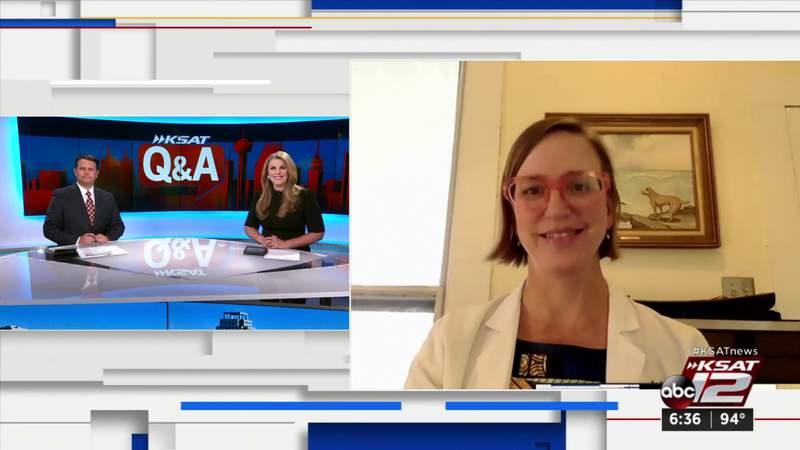 KSAT Q&A: Pediatric infectious disease doctor addresses myocarditis, COVID-19 vaccine