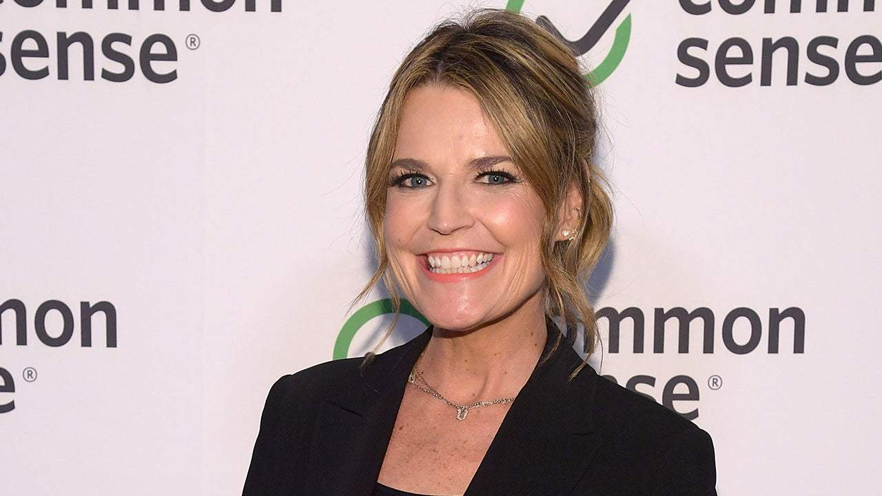 Savannah Guthrie Wears Her Dress Backward On The Today Show By Accident