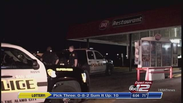 Overnight armed robberies