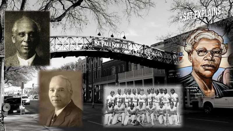 KSAT Explains: San Antonio's hidden Black history