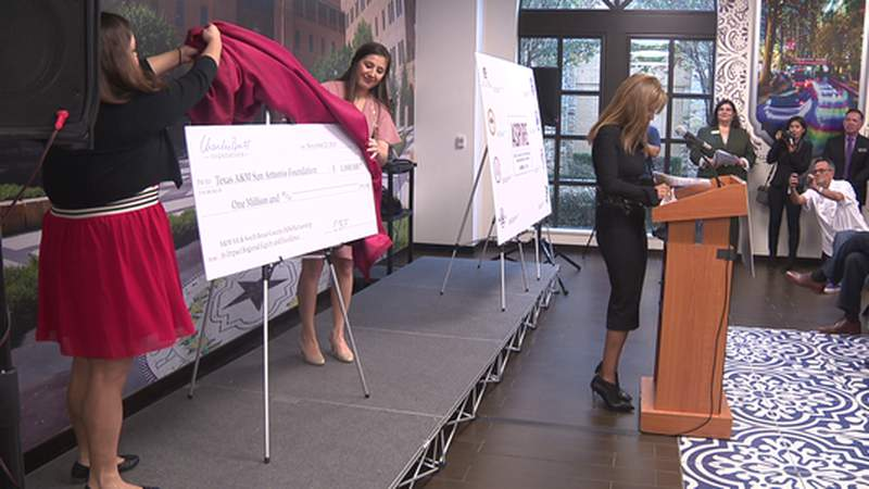 GF Default - $1M gift from Charles C. Butt Foundation launches education partnership