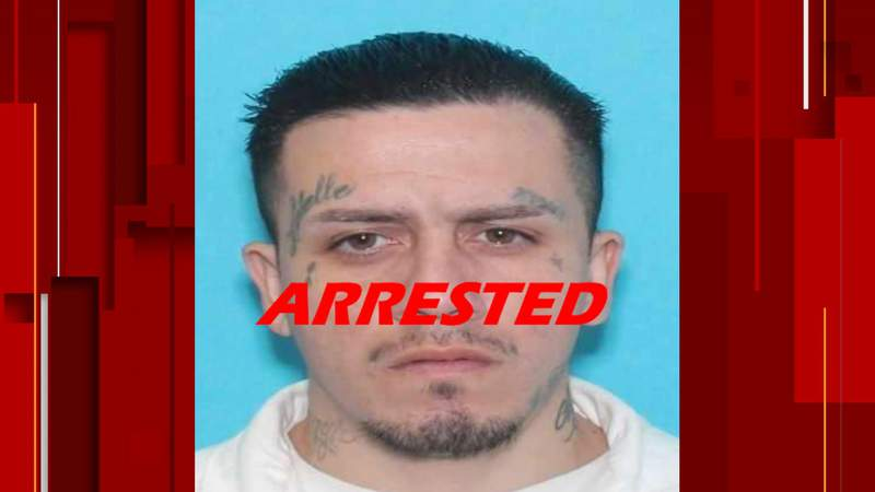 Lone Star Fugitive Task Force arrests suspect in shooting, carjacking that left 2 people dead