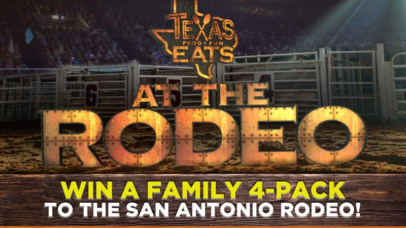 'Texas Eats' At the Rodeo Special