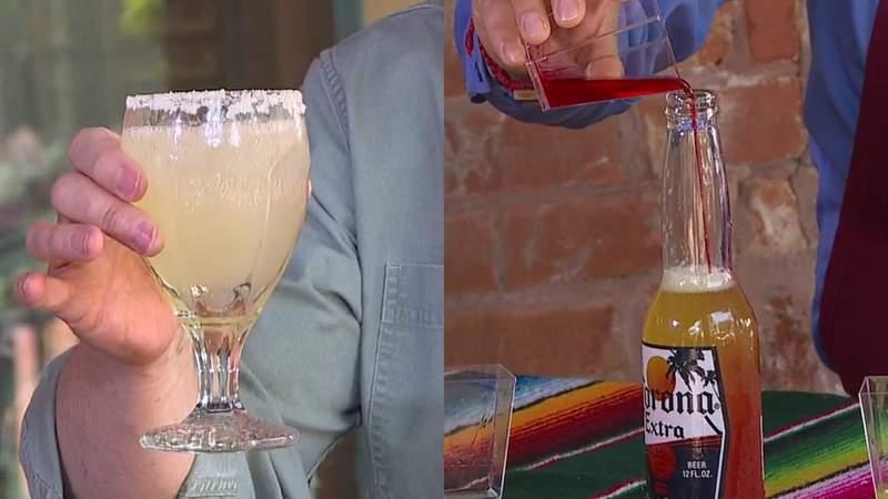2 cocktails perfect for Cinco de Mayo with La Familia Cortez   SA Live   KSAT 12