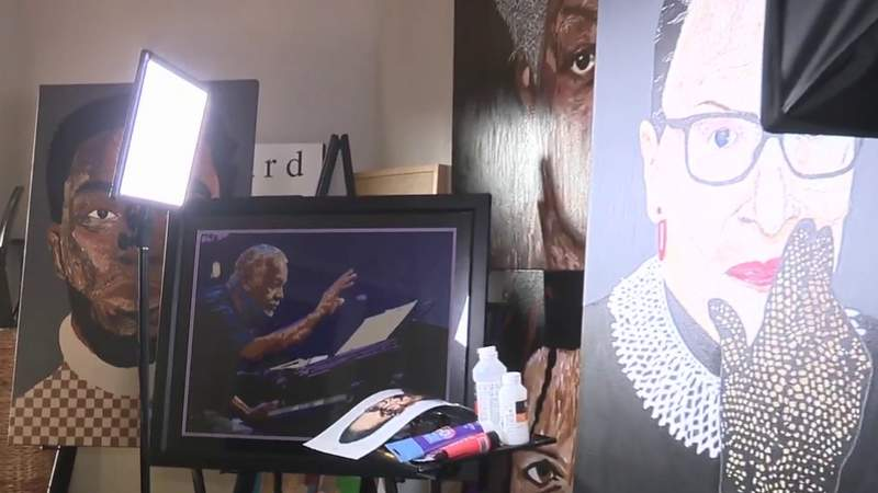 What's Up South Texas!: San Antonio man shares legacy of African American art, collections