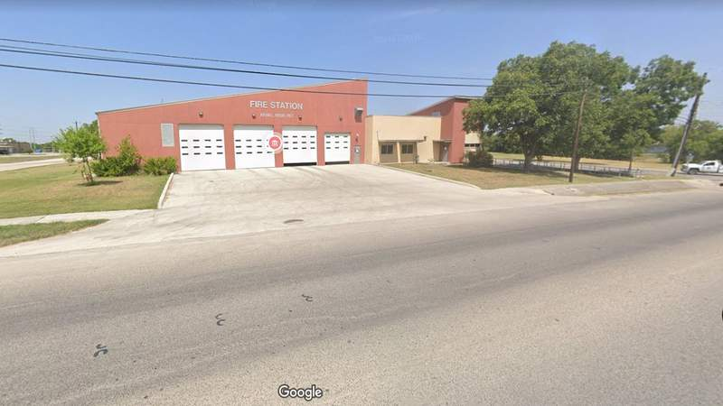 Google Street View image of the Kirby Fire Department Fire station.