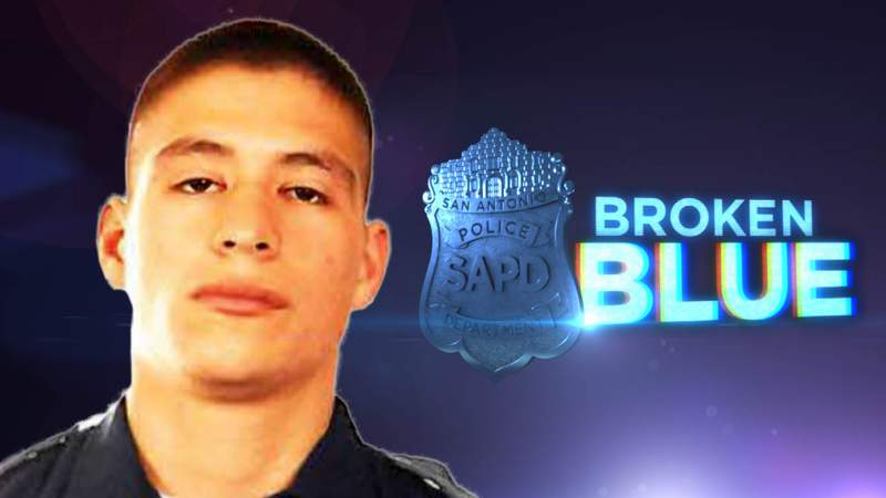 SAPD Officer Michael Garza