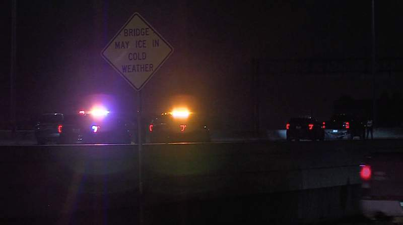 A woman is dead after she was hit by a vehicle on the city's West Side overnight, according to San Antonio police.