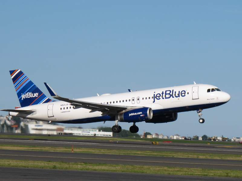 JetBlue Airways announces new nonstop flights.