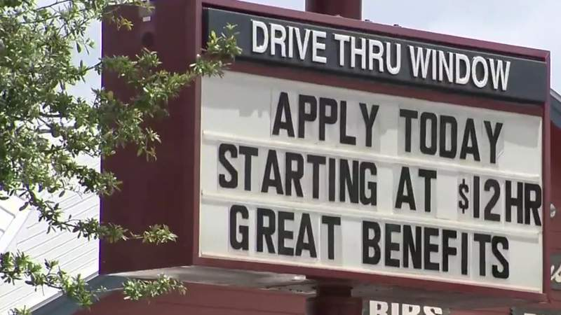 Now nearly full-staffed, owner credits the end of federal unemployment benefits