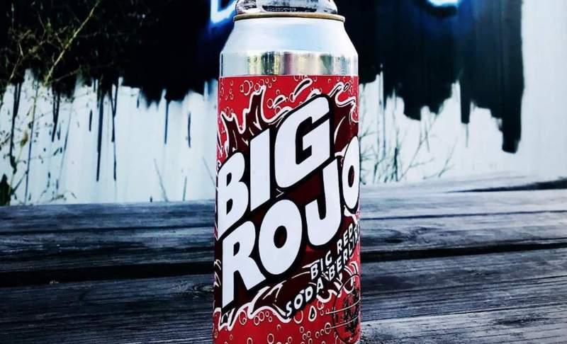 """Big Rojo"" by Islla Street Brewing."
