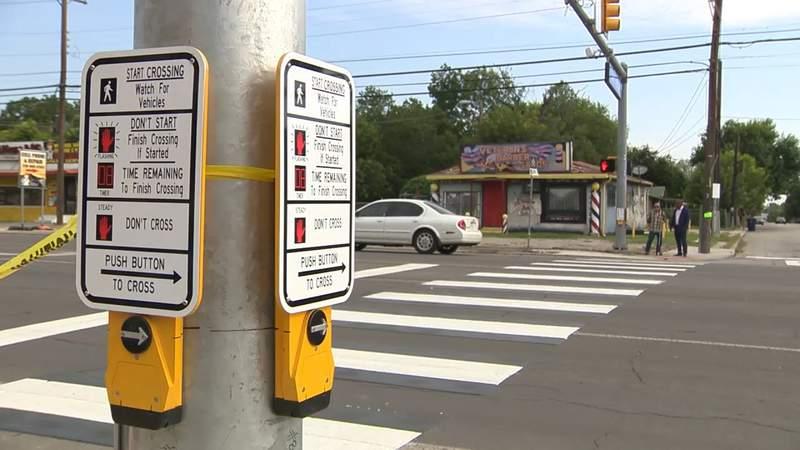 City raises volume at West Side intersection after complaints about crosswalk signals