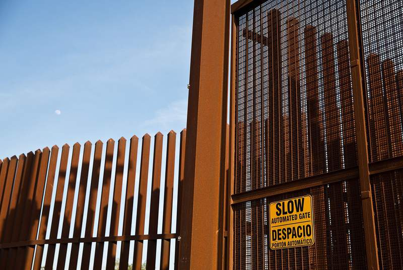 Ordered under the George W. Bush administration, a controversial incomplete border wall along the Rio Grande River in South Texas has had environmental and cultural impacts.