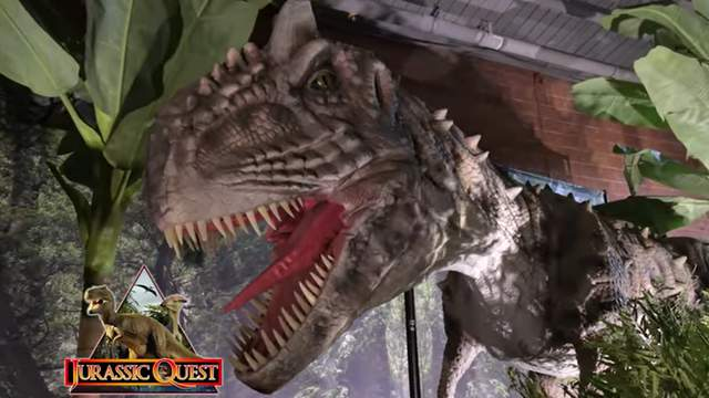 Credit Jurassic Quest