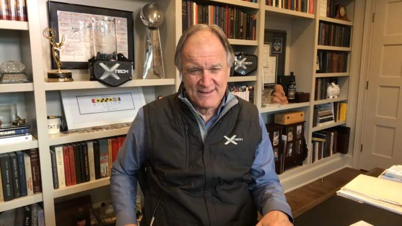 Super Bowl winning coach Brian Billick has  been an investor and ambassador of XTECH shoulder pads for the last 8 years.