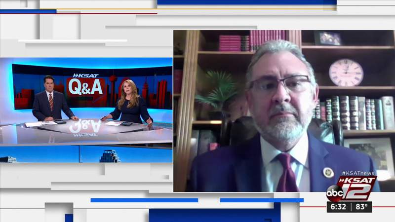 KSAT Q&A: Bexar County DA asks for patience as his office tackles pandemic-related backlog of 35,000 cases