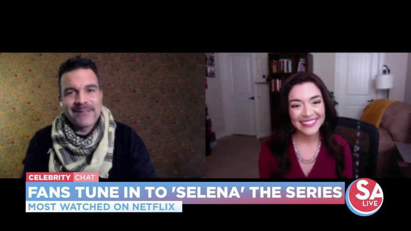 Celebrity Chat: Ricardo Chavira on growing up in South Texas where the Selena legacy started