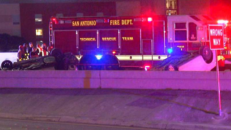 A driver has died following a crash on I-10 early July 26, 2021.