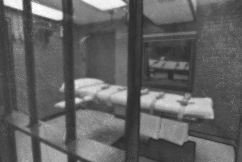 In Texas, there have been three executions this year. All but one scheduled during the pandemic have been taken off the calendar.                    Credit: Texas Department of Criminal Justice