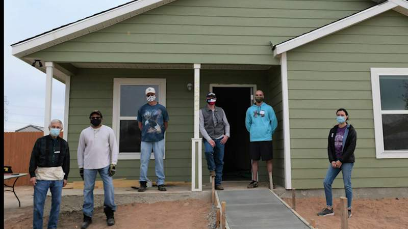 Habitat for Humanity gave more than 50 homes to San Antonio families in 2020 despite pandemic