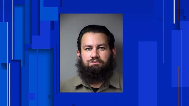 Brandon Doege, courtesy of Bexar County Sheriff's office