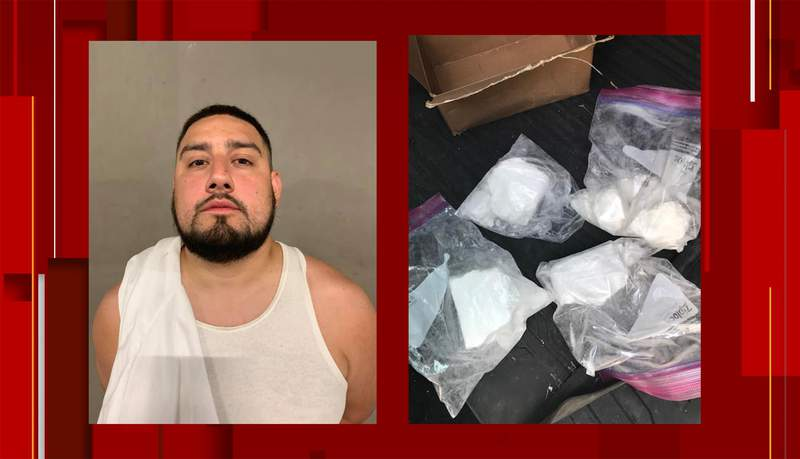 Images courtesy of the Bexar County Sheriff's Office.