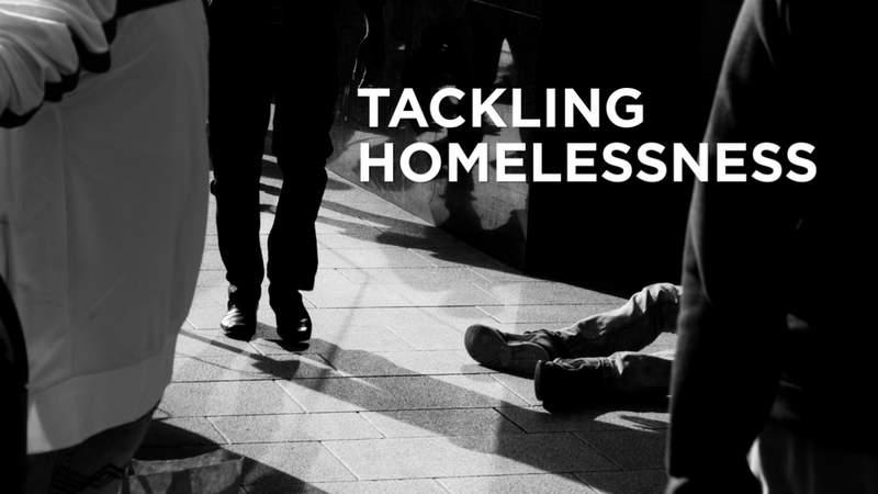 San Antonio to host public forums on homeless strategic plan