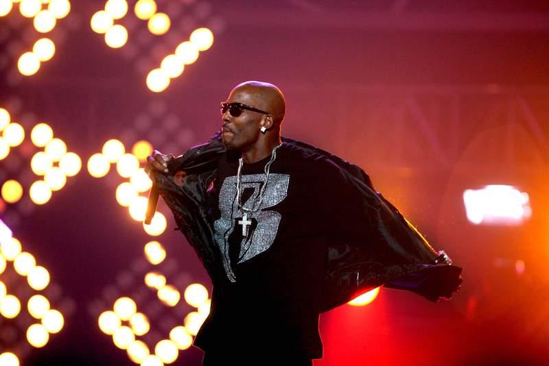 DMX performs during the BET Hip Hop Awards Saturday, Oct. 1, 2011 in Atlanta. (AP Photo/David Goldman)