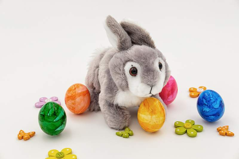 Awesome Easter toys and custom baskets today on SA Live!