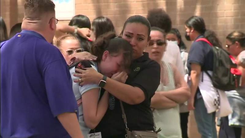 Boy, 13, fired weapon at school in New Mexico
