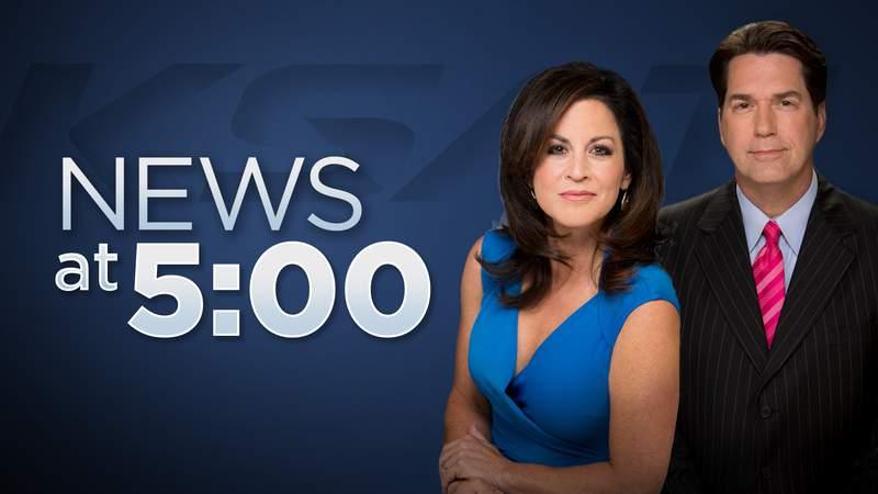 KSAT 12 5 O'Clock News : May 14, 2021