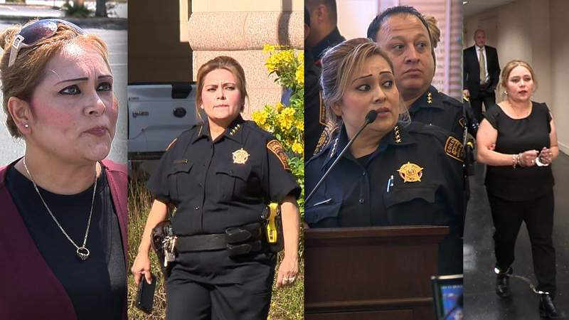 """The KSAT 12 Defenders special """"downfall"""" looks into the rise and fall of Pct. 2 Constable Michelle Barrientes Vela."""