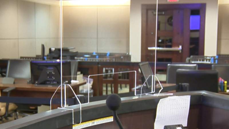 Bexar County courtrooms soon to have new look