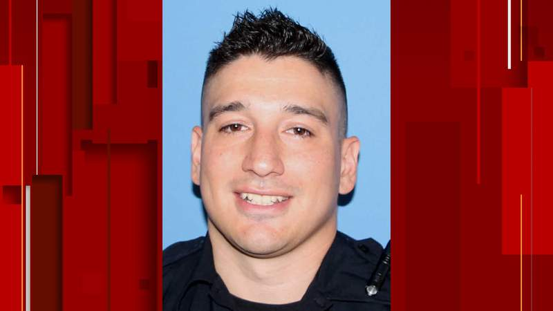 Officer Michael Brewer was fired from the San Antonio Police Department.