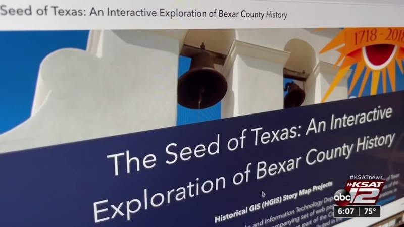 The Seed of Texas explores early Bexar County history