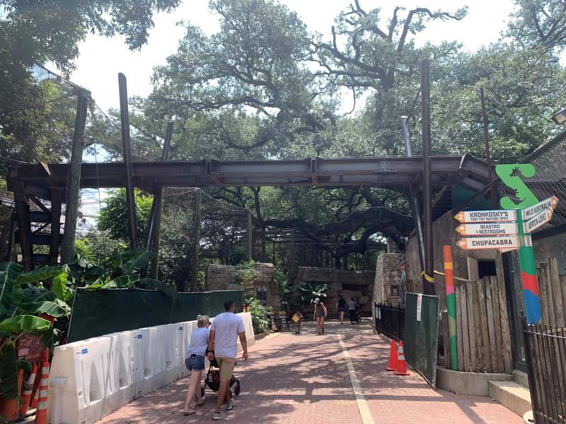 """The San Antonio Zoo announces """"Neotropica"""""""