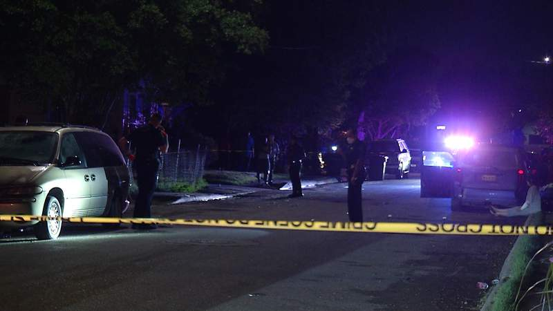 Police investigate overnight shooting on East Side.