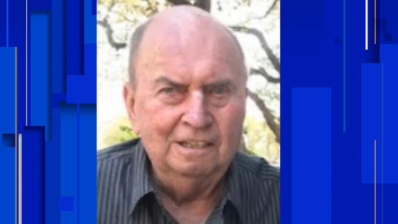 The Castle Hills Police Department is looking for 74-year-old Mark Zubrod.