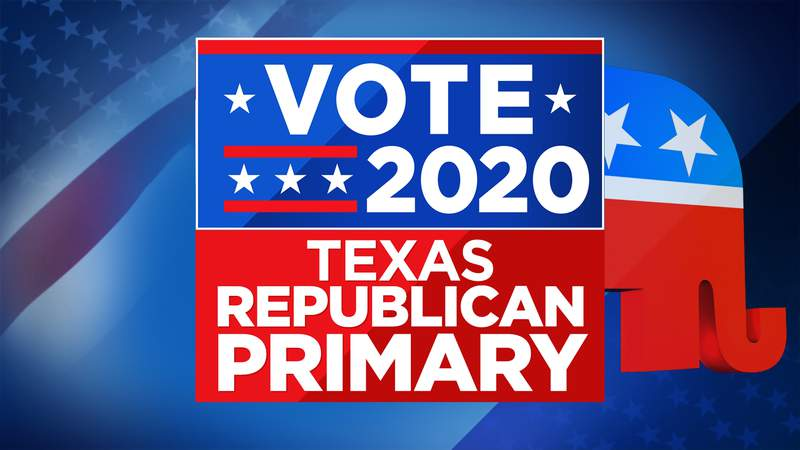 Vote 2020 Texas